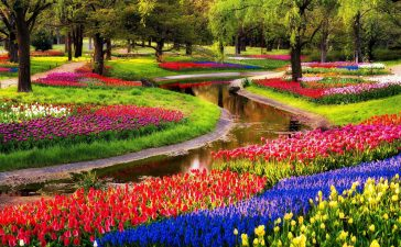 Cele mai frumoase 10 grădini din lume