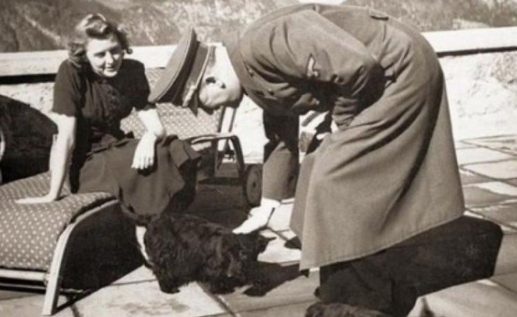 Eva Braun, iubita lui Adolf Hitler, secrete din spatele cortinei
