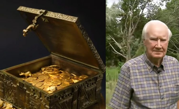 Mult râvnita comoară de 1 milion de dolari a lui Forrest Fenn, ascunsă în Munții Stâncoși de un deceniu, a fost găsită