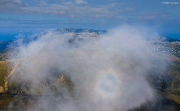 Un fenomen ciudat a apărut în masivul Ceahlău! Imaginea care dă fiori