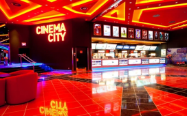 Cinema City redeschide sălile de cinema VINERI, 11 septembrie