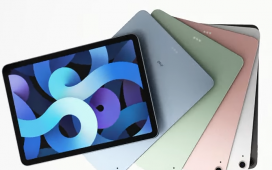 Apple anunță noul iPad Air, care arată mai mult ca un iPad Pro