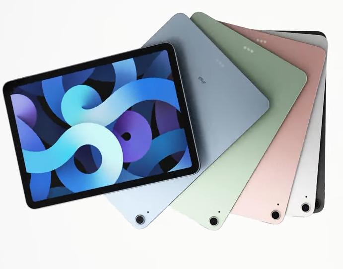 Apple anunță noul iPad Air, care arată mai mult ca un iPad Pro