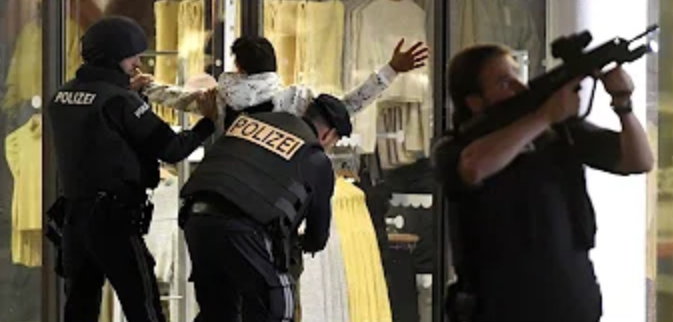 Atac terorist la Viena! 5 morți și 17 răniți în urma focurilor de armă din Austria!