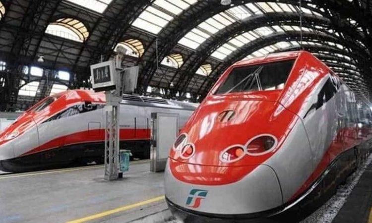 """Italia inaugurează """"trenul de ambulanță"""" pentru transportul medical pe cale ferată!"""