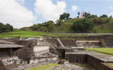 Cea mai mare piramidă din lume este ascunsă într-un deal