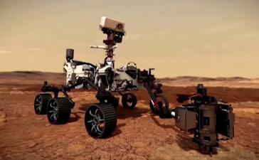 Roverul Perseverance Mars al NASA extrage primul oxigen! Elicopterul Ingenuity finalizează al doilea zbor