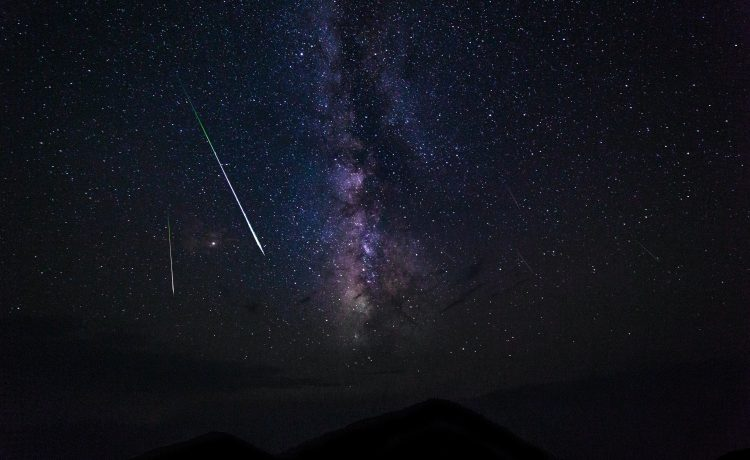 Ploaia de meteori Lyrid atinge vârful pe 22 aprilie. Iată cum să privim cerul nopții