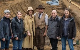 The Dig: filmul Netflix care ajută la creșterea numărului de vizitatori în Sutton Hoo