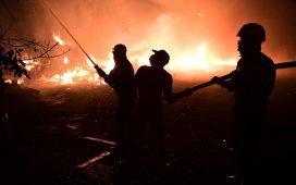 Incendiile fac prăpăd in Grecia și Turcia!