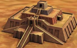 Marele Zigurat din Ur a fost reconstruit de două ori, în antichitate și în anii 1980 - ce a mai rămas din original?