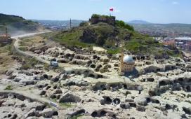 Derinkuyu, cel mai adânc oraș subteran din Turcia unde puteau locui 20,000 de oameni