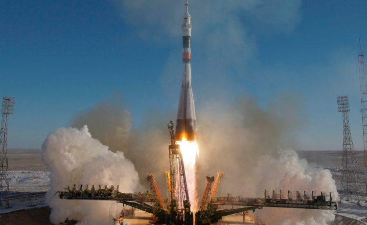 PRIMUL FILM FILMAT ESCLUSIV IN SPAȚIU! Echipa rusă de film spațial este pregătită de lansare